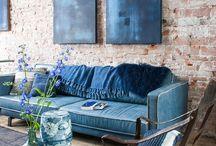 Blue Sofa rooms