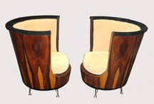 Steampunk Deco Mid-Century Modern / Styles and shapes I LOVE / by Jennifer Walker