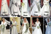 Royals Wedding dresses and jewelry
