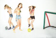 Soho magazine / Wk Photoshoot manouk kroes