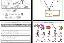Material escolar y de actividades infantiles