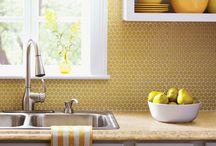 #55: a modest heart & tile backsplashes // kitchen reno series