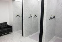 fitting rooms / by Kasha Design