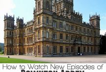 Downton Abby / by April Shackelford