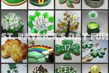 Celebration:  St. Patrick's Day  / by Karen Fortson