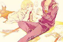 Yato x Yukine