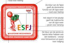 Leuke Nederlandse MBTI pins / Nederlandse MBTI