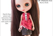 Blythe 11 Inch Doll Clothes