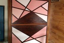 My stuff / Deco, diy & painting