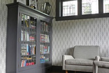 Home: Painted Trimwork / by A Designer At Home
