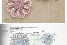 Crochet Flowers and Motifs / Subcategory of crochet.