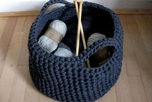 knitting, crocheting, embroidery / beautiful handworks and tricks, diy
