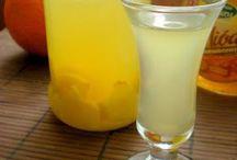 syrop imbirowo-cytrynowy z miodem.