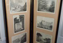 Frames , paintings , Oil , , etc..