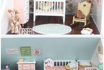 DIY Dollhouse / DIY Dollhouse Design Inspiration