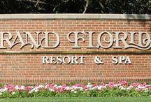 Disney's Grand Floridian Resort - Disney World / Photos & information about Disney's Grand Floridian Resort at Disney World in Florida.