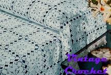 Chrocet border / Crochet border