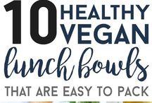 vegan healthy nom nom