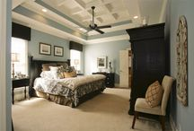 Master Bedroom Retreats / by Jacqueline Jones Davis
