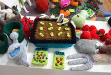 Knit/Crochet / by Christine Owens