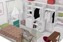 Projetos de decoração / projetos de decoração em andamento