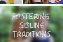 NEW Traditions!