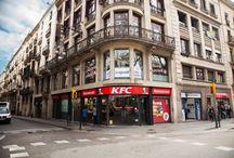 KFC Ramblas Barcelona