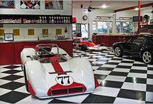 Dream Garage Design