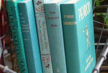books / by Melanie Yabbadabba