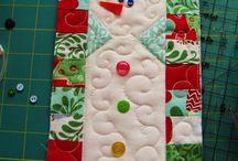 Christmas Quilts / by Emma Taliercio