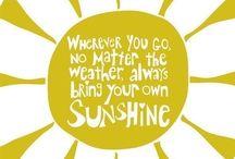 :: What's Your Style Sunshine ? / by Sunshine O'Mulligan