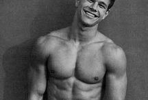 Husband Mark Wahlberg.