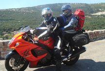 Croatia 2010 / Motorcycle jorney to Croatia on Suzuki Hayabusa.