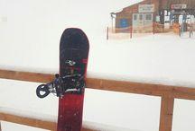 snowboard saját