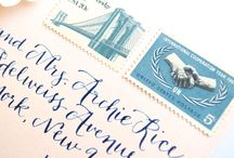 Stationary: Postage