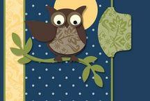 Sophia / Owl card