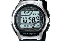 Casio Waveceptor watches