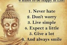 Rules of being happy