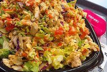 Saladas!!