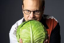 Alton Brown / by chynnah reed