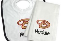 Arizona Diamondbacks Baby Gifts / Personalized Baby Gifts For Fans Of The Arizona Diamondbacks Major League Baseball Team.