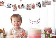 Birthdays / by Jennifer Eapen