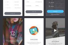 App Design / design apps