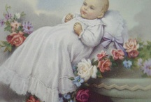Christening / Whether it's a christening, a baptism, or a dedication, the occasion of your baby's blessing by God is one of the most joyous for family and friends. Grammie's Attic would love to help you with accessories and outfits that can make this special day complete.