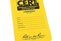 CERT Citizens Emergecy Response Team