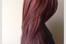 Hair Color / by Kimberly Erskine