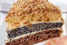торт з х слойный