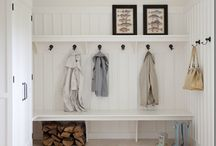 mudroom / by Emily F. Jenkin