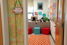 College Counseling Office / Creating a College Counseling space that reflects my personality and is inviting to students.