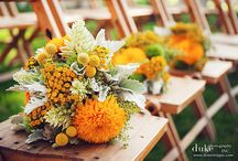 Yellow Bouquets / by Magnolia & Twig